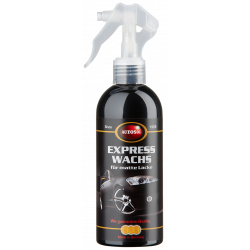 Express Wax for Matt Paint
