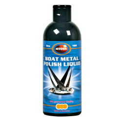 Boat Metal Polish Liquid