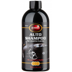 Shampoo for Matt Paint