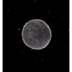 Disco de Lã Merino Cinzento